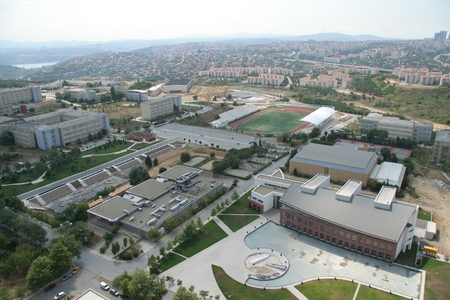 technical university: Istanbul Technical University