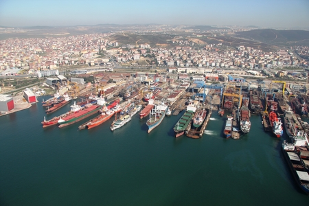 istanbul Pendik Tuzla Shipyard