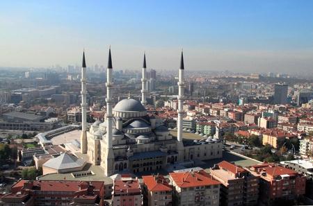 zoning: Ankara Kocatepe Mosque