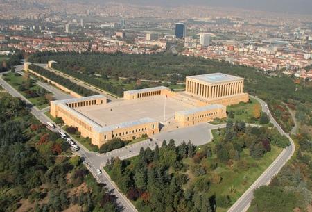 mausoleum: Ankara Anitkabir Mausoleum