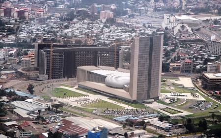 Addis Abeba UNECA Ethiopië