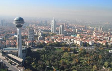 przodek: Ankara, Przodek Wieża Publikacyjne