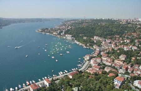 constantine: istanbul, Bosphorus, istinye