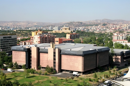 Ankara, National Library