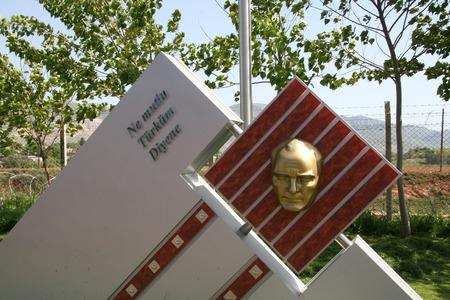 busts: Ataturk Sculpture, Effigy