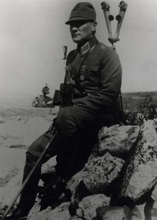ataturk: Ataturk, Soldier, Commander