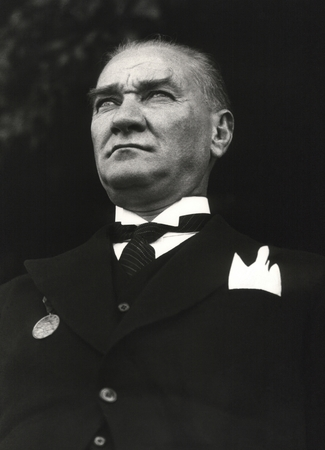 the statesman: Ataturk