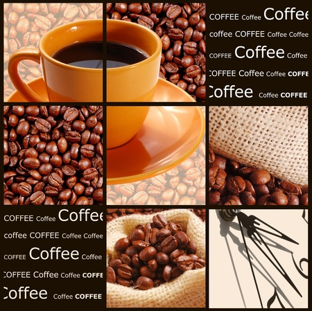 coffee time: Coffee concept