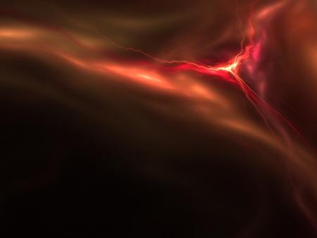 luminescence: Flash abstract