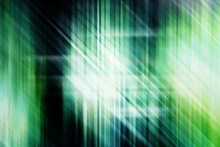 blue green background: Motion light blur blue green texture background Stock Photo