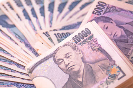japanese yen: Japanese Yen bills