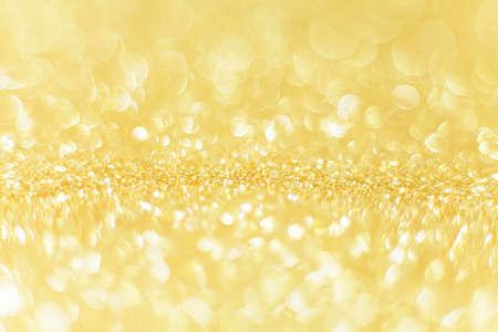 edel: Beautiful gold background Festival Stock Photo