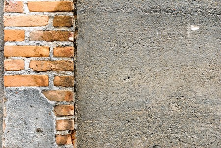 Old brick walls, in architectural details Stock Photo - 7438452