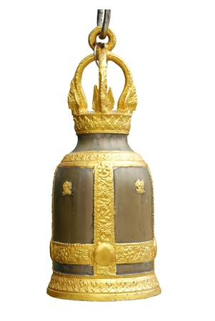 echoes: Bell is the audio source. The sound echoes resonate. Clark-shaped stupa.