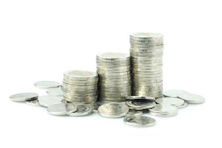 baht: Baht instead of cash transactions.