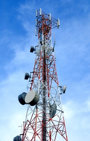 characterized: Antenna TV It is characterized by high towers made ??of steel. Used to transmit television signals.