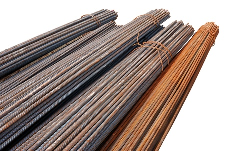 bar tool: The steel bars used in construction