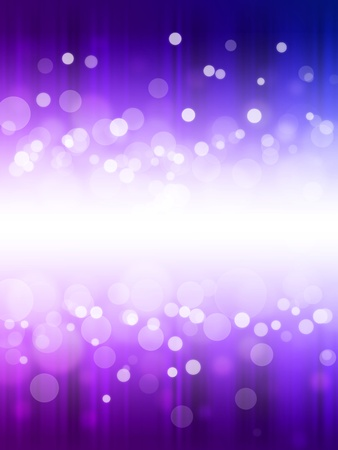 night club: violet glow bokeh abstract light backgrounds