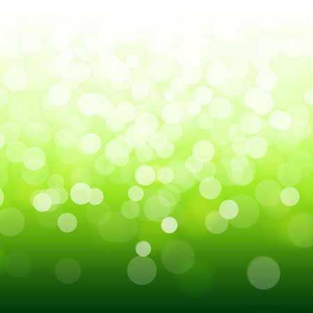flicker: green bokeh abstract light backgrounds Stock Photo