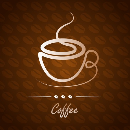 cappuccino cup: coffee cup vector,illustration