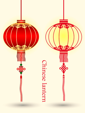 Chinese Lantern vector Collection