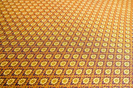 thailand fabrics: patterned fabrics Thailand style background