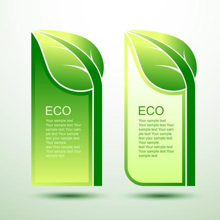 sustentabilidad: Esquema de trazado verde plantilla eco concepto de ilustración vectorial