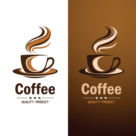 coffee cup vector: Coffee cup icon , vector illustration