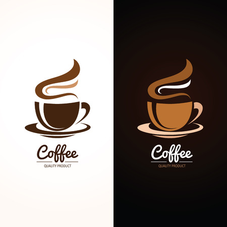 cup of coffee: Coffee cup icon , vector illustration