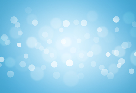 blue bokeh abstract glow light backgrounds 免版税图像