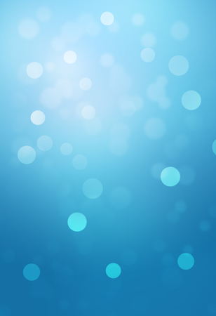 blue  backgrounds: blue bokeh abstract glow light backgrounds Stock Photo
