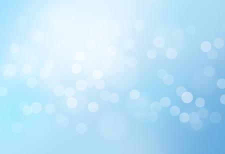 fondos azules: azul bokeh abstracta resplandor de luz fondos