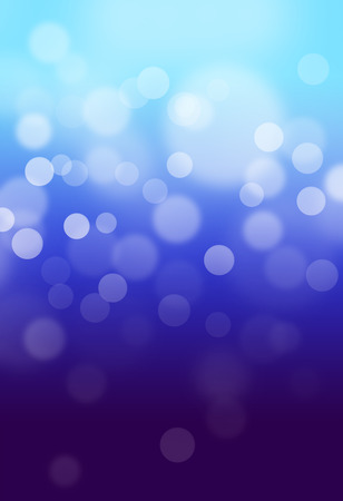 blue background abstract: Blue violet bokeh abstract light background