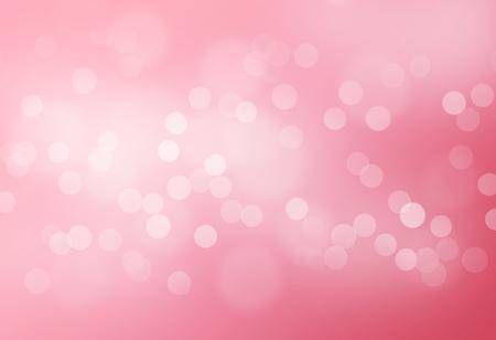 핑크 bokeh 추상 노 빛 배경