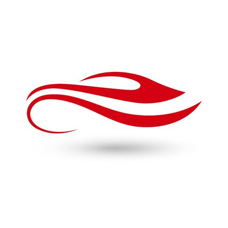 car design concept automotive logo design symbol,vector illustration Stock Vector - 143488372