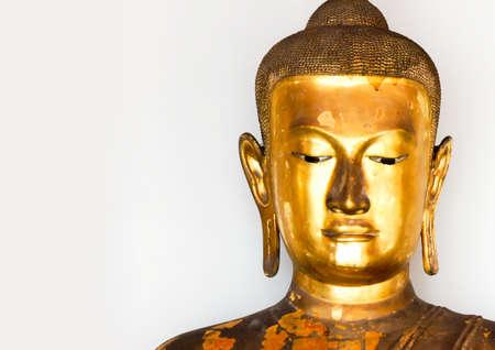 Golden buddha Stock Photo - 14371507