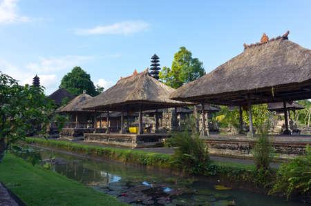 taman: Taman Ayun temple Bali  Stock Photo