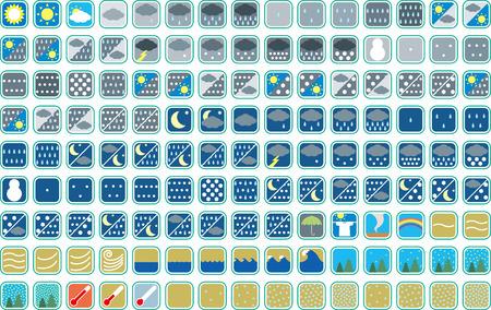 sleet: Weather icon