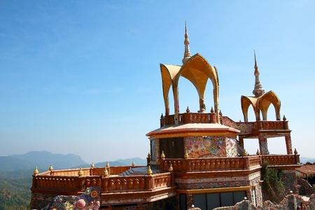 Wat Phra Dhat Phakaew Stok Fotoğraf