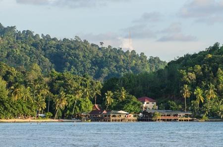 chang: koh chang island Stock Photo