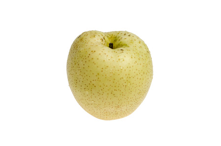 asian pear: A stock photo of a juicy Asian Pear ready for your design  The file includes a clipping path so it is easy to work with Stock Photo