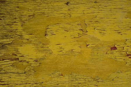 decrepit: Decrepit yellow Old Wood Background,vintage wall background