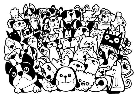 Différentes espèces d'animaux Banque d'images - 87902041