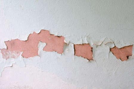 crack: Color crack Stock Photo
