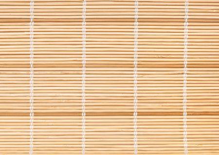rattan mat: bamboo mat background Stock Photo