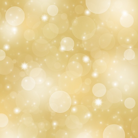 Abstract gold Christmas background  photo