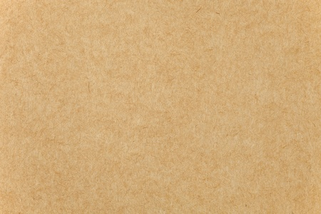 Closeup of Brown paper cardboard texture background Stock Photo - 8554119