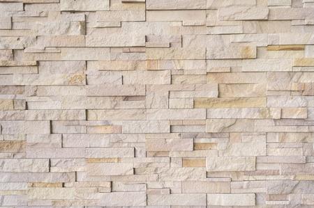 Pattern of Modern Brick Wall Surfaced