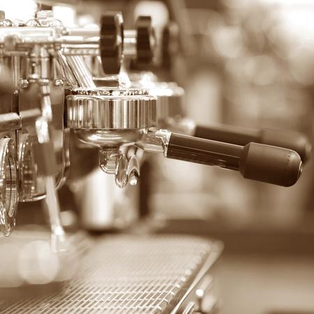 koffiezetapparaat Stockfoto