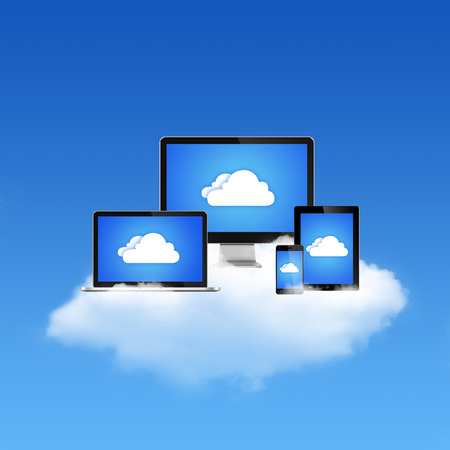 virtual server: All Devices on Cloud Computing Network